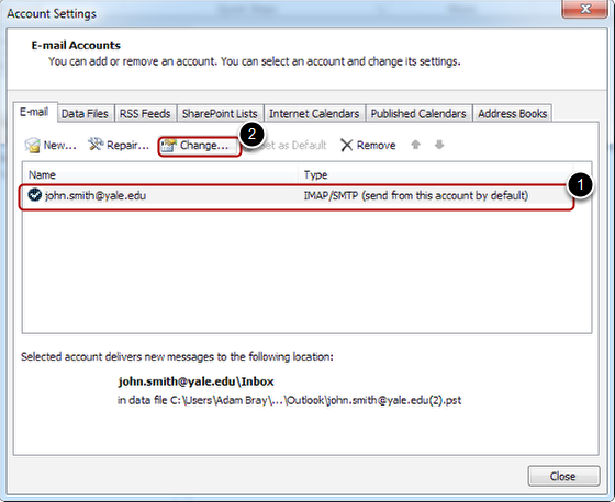 How to import EliApps mail to Outlook 2010/2013 - SOM IT